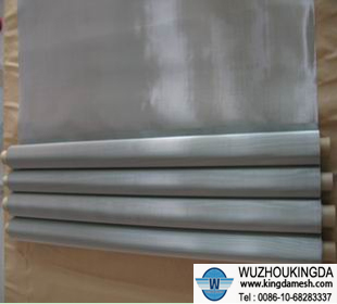Mesh screen stainless steel