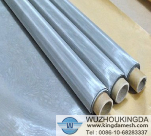 Wire screen cloth