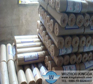 5/8 inch welded wire mesh