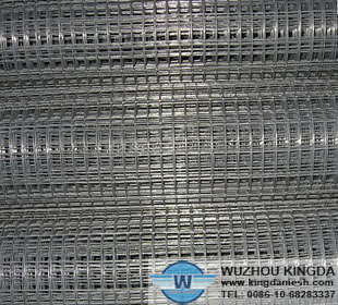 Hot-dipped galvanized before welding welded mesh