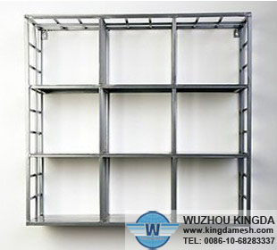 Lab Metal shelf