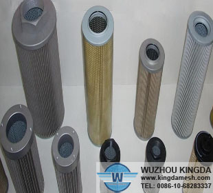 Hydraulic Filter Cartridge