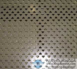 3 mesh stainless steel perforated mesh