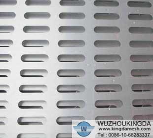 Punching Plate Perforated Mesh Punching Sheet Wuzhou