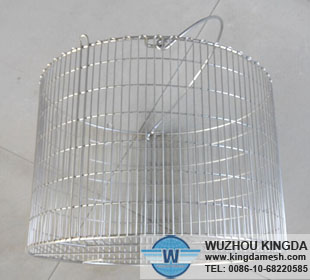 Laboratory wire bucket