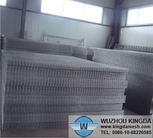 Wire mesh screen sheets