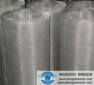 Stainless steel knitted Wire mesh