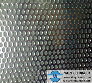 304 Stainless Steel Perforated Metal Sheet