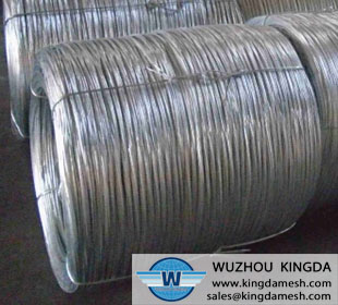 Steel galvanized barbed wire