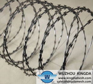 Razor wire for sale