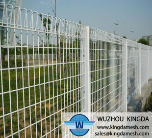 Highway Welded Wire Fencing