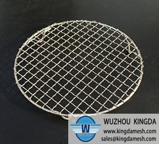 Stainless baking wire grill