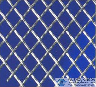 Spring Steel Crimped Wire Netting
