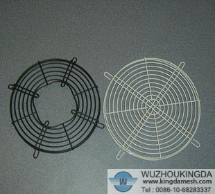 Anti corrosion fan guard